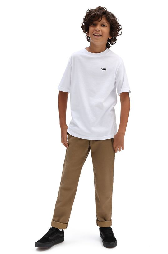 bílá Vans - Dětské tričko 129-173 cm Chlapecký