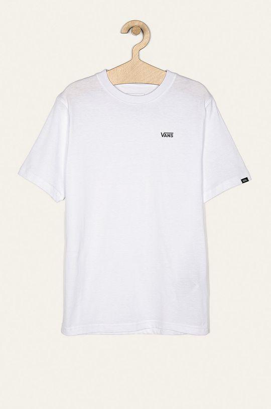 Vans - Dětské tričko 129-173 cm bílá