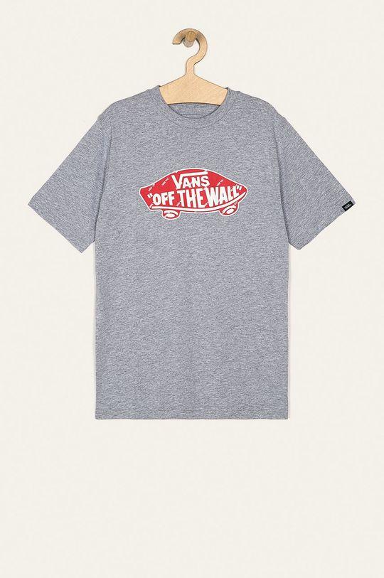 sivá Vans - Detské tričko 129-173 cm Chlapčenský