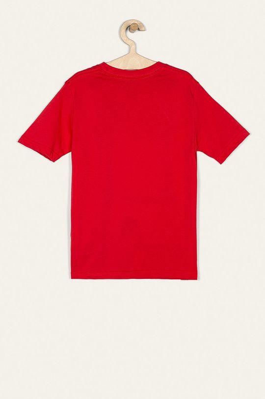 Vans - Detské tričko 129-173 cm červená