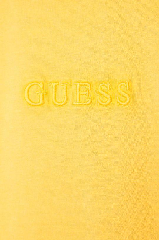 Guess Jeans - Dětské tričko 118-175 cm žlutá