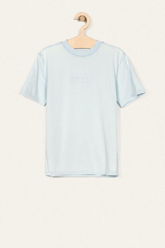 світло-блакитний Guess Jeans - Дитяча футболка 118-175 cm Для хлопчиків