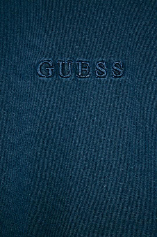 Guess Jeans - Tricou copii 118-175 cm bleumarin