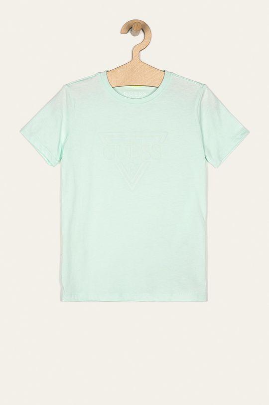 mátová Guess Jeans - Dětské tričko 118-175 cm Chlapecký