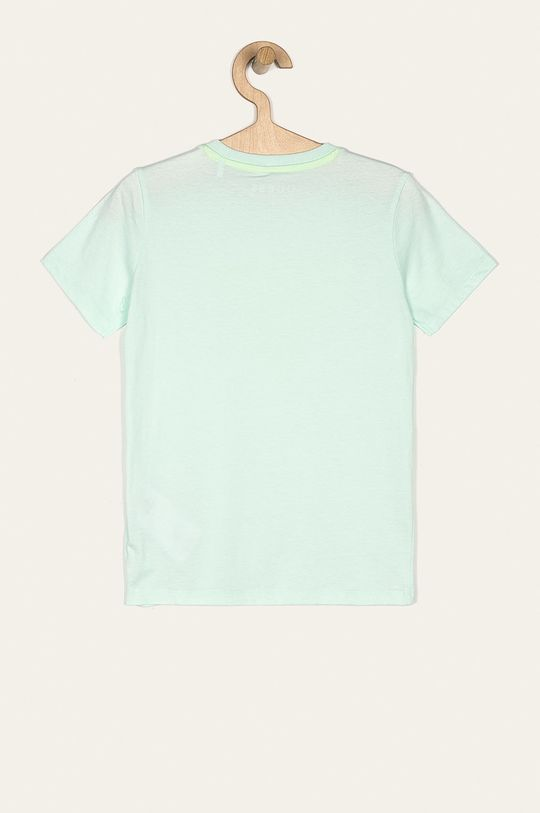 Guess Jeans - Dětské tričko 118-175 cm mátová