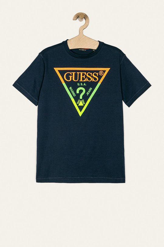 bleumarin Guess Jeans - Tricou copii 118-175 cm De băieți
