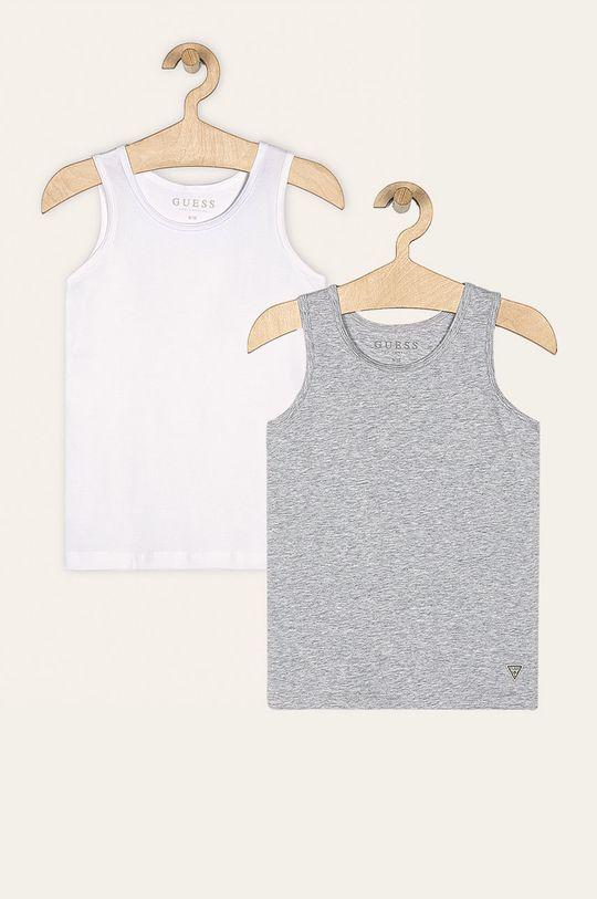 bílá Guess Jeans - Dětské tričko (2-pack) 113-166 cm Chlapecký