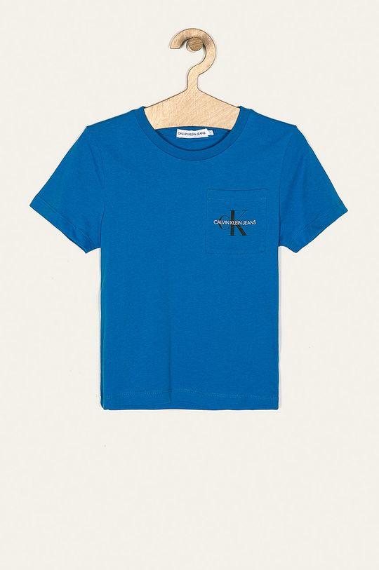 albastru Calvin Klein Jeans - Tricou copii 116-176 cm De băieți