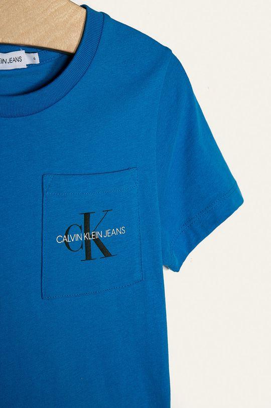 Calvin Klein Jeans - Tricou copii 116-176 cm  100% Bumbac