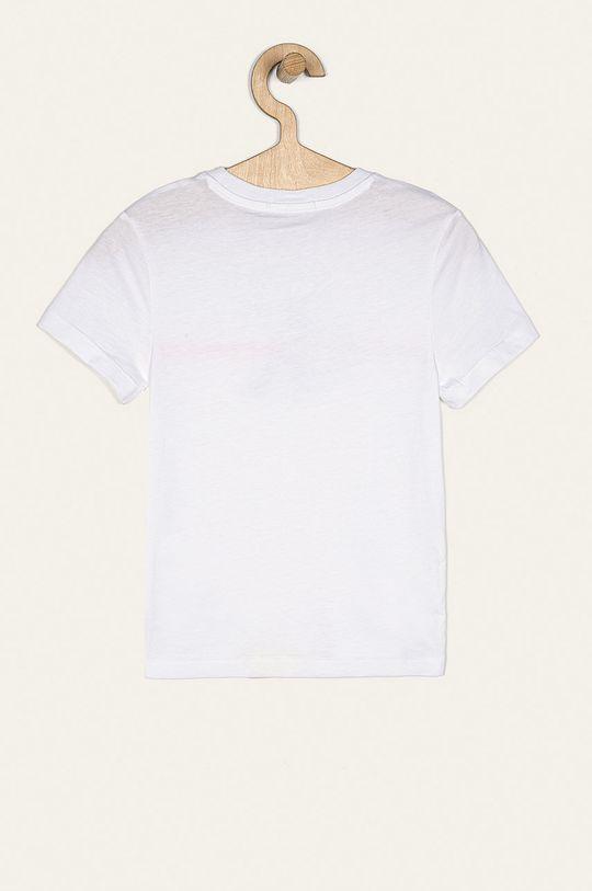 Calvin Klein Jeans - Detské tričko 116-176 cm biela