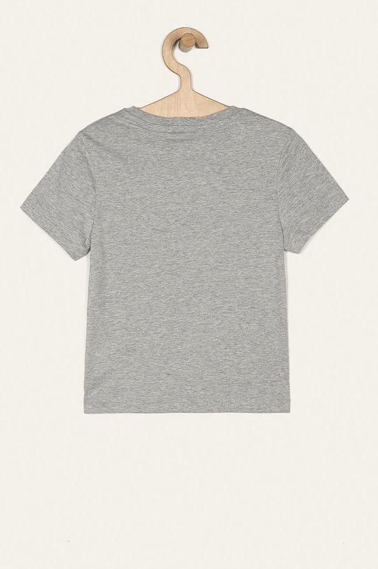 Calvin Klein Jeans - Detské tričko 116-176 cm svetlosivá