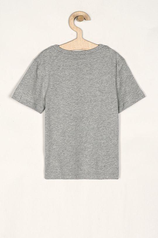 Calvin Klein Jeans - T-shirt dziecięcy 116-176 cm jasny szary
