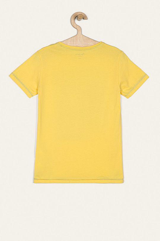 Pepe Jeans - Detské tričko Basile 128-178/180 cm žltá