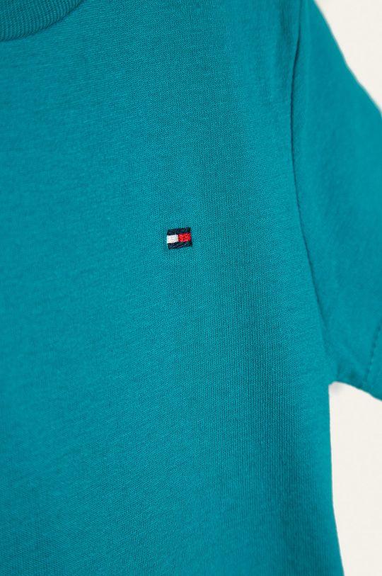 Tommy Hilfiger - T-shirt dziecięcy 86-176 cm morski
