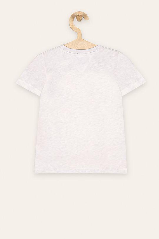 Tommy Hilfiger - Tricou copii 104-176 cm alb
