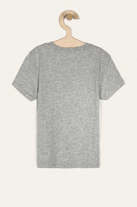 Tommy Hilfiger - T-shirt dziecięcy 104-176 cm szary