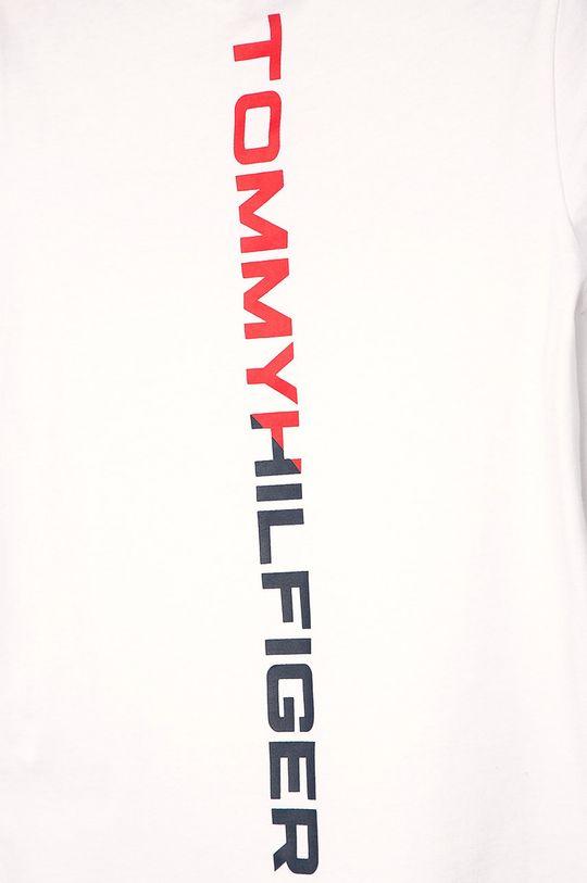 biały Tommy Hilfiger - T-shirt dziecięcy 128-176 cm