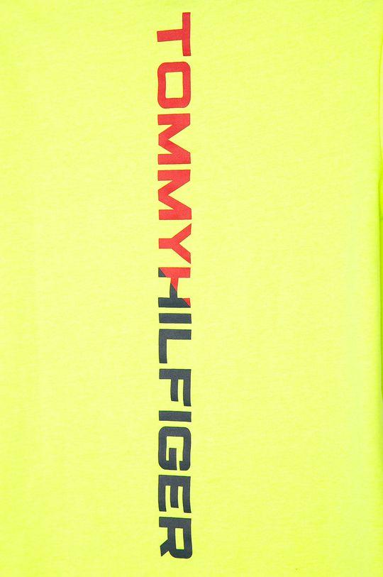 jasny żółty Tommy Hilfiger - T-shirt dziecięcy 128-176 cm
