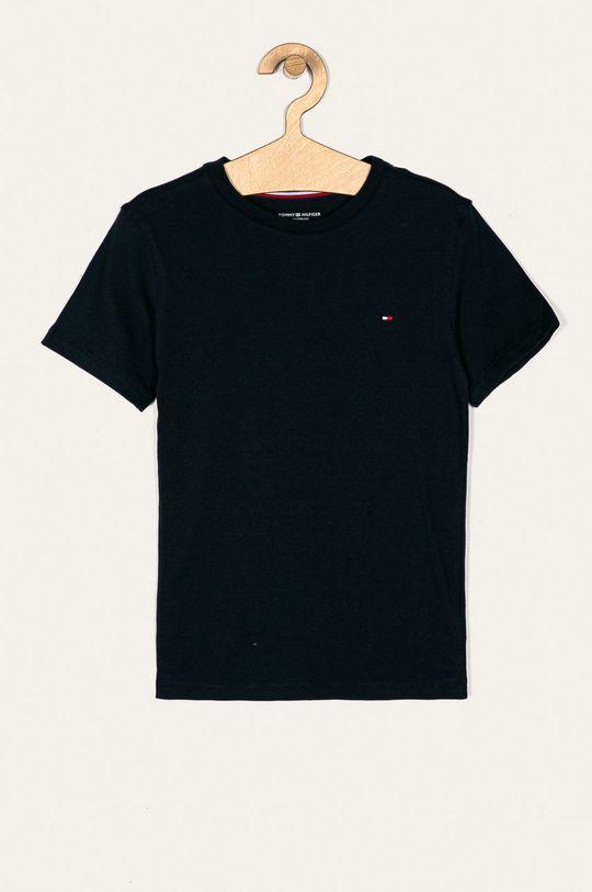 Tommy Hilfiger - T-shirt dziecięcy (2-pack) 128-164 cm pomarańczowy