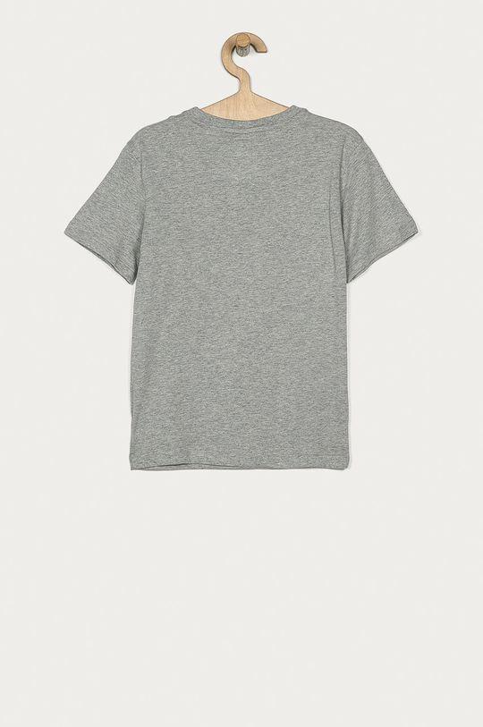 szary Tommy Hilfiger - T-shirt dziecięcy 128-164 cm (2-pack)