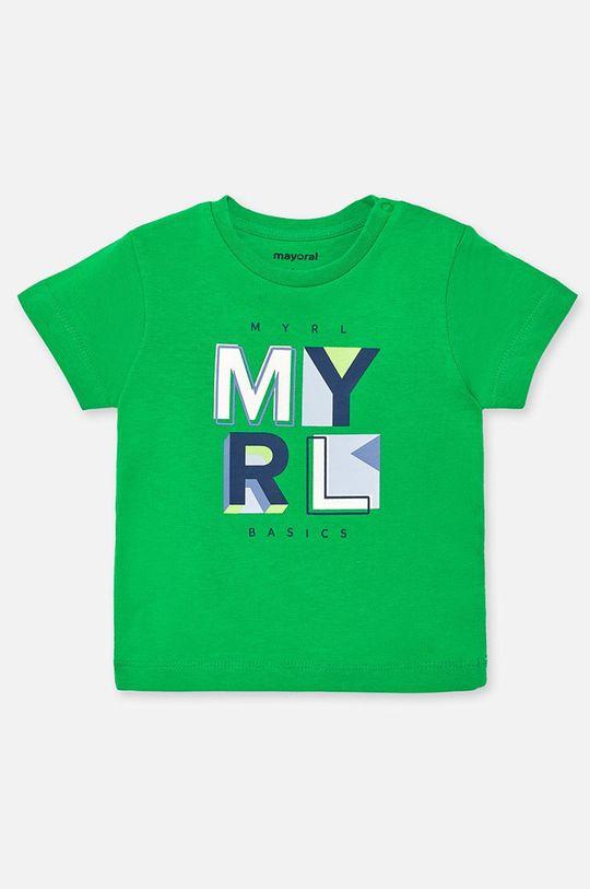 жовто-зелений Mayoral - Дитяча футболка 68-98 cm Для хлопчиків