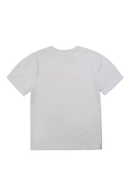 Boss - Дитяча футболка 116-152 cm білий
