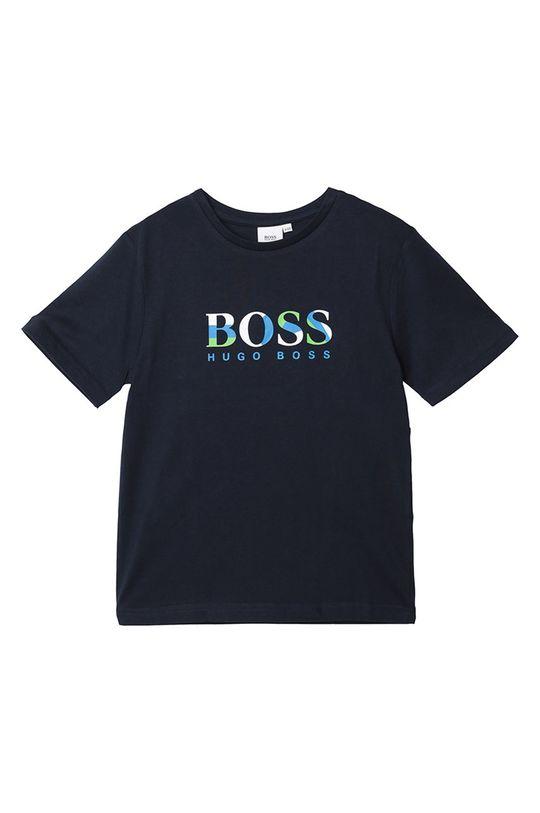 темно-синій Boss - Дитяча футболка 116-152 cm Для хлопчиків