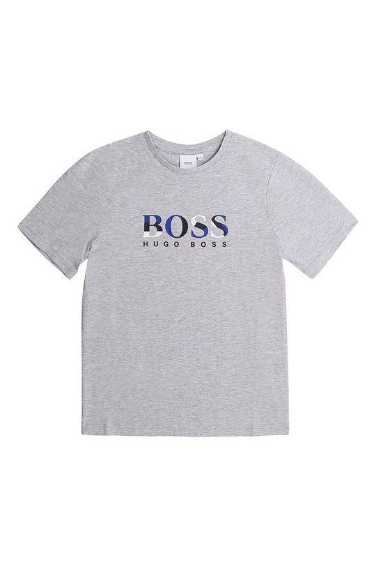 gri Boss - Tricou copii 164-176 cm De băieți