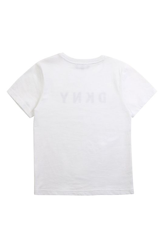 Dkny - Dětské tričko 116-152 cm bílá