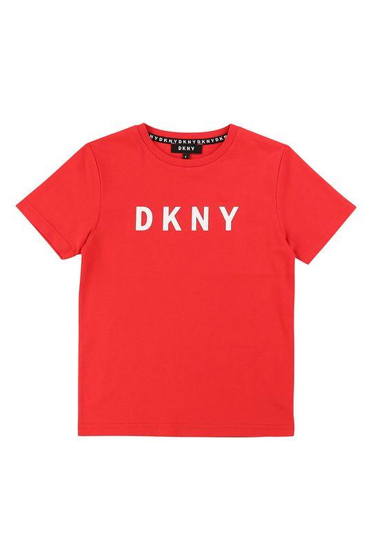 červená Dkny - Dětské tričko 116-152 cm Chlapecký