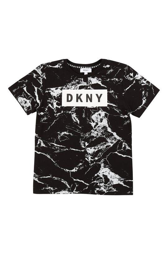 Dkny - Tricou copii 164-176 cm negru