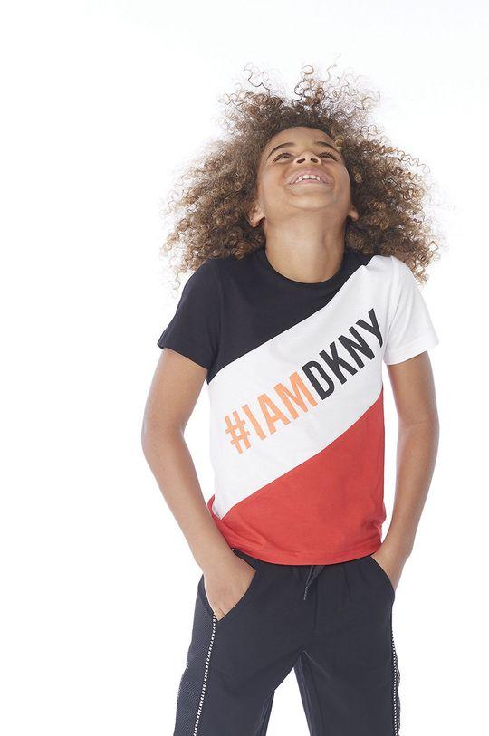 černá Dkny - Dětské tričko 116-152 cm Chlapecký
