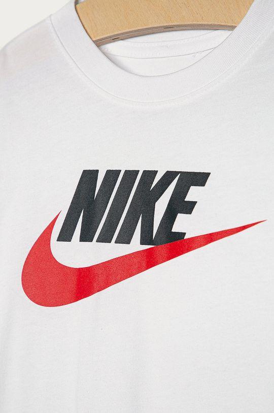 Nike Kids - T-shirt dziecięcy 122-170 cm biały