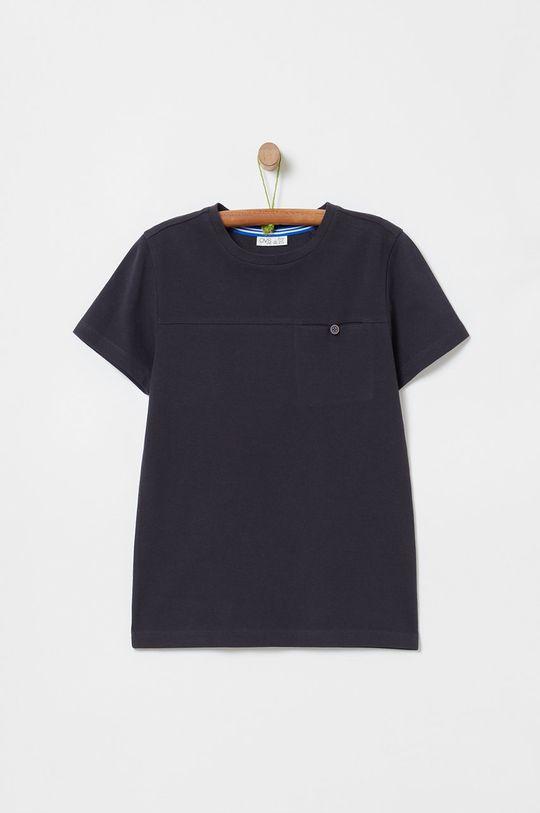 granatowy OVS - T-shirt dziecięcy 146-170 cm Chłopięcy