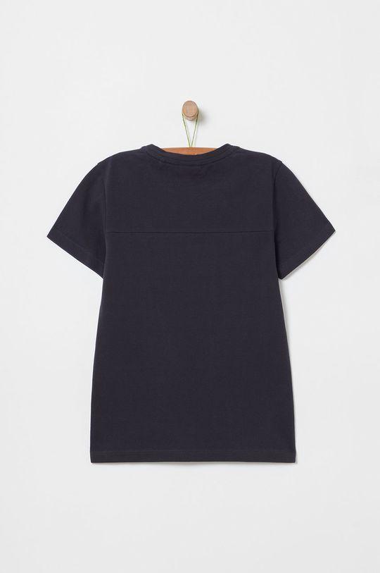 OVS - T-shirt dziecięcy 146-170 cm granatowy