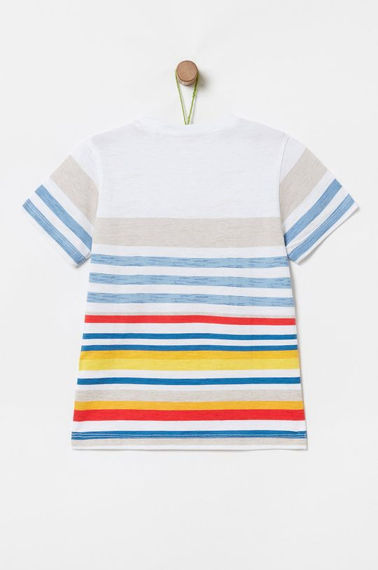 OVS - Detské tričko 104-140 cm biela