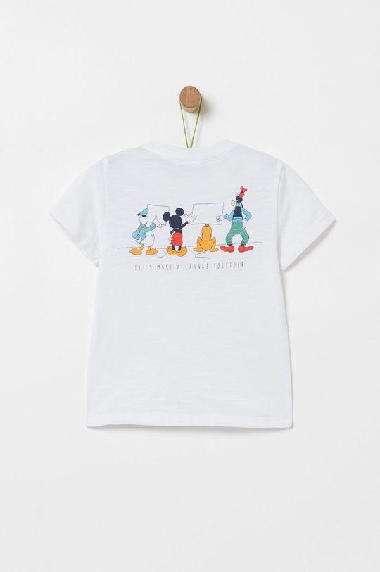 OVS - Дитяча футболка x Disney 74-98 cm білий