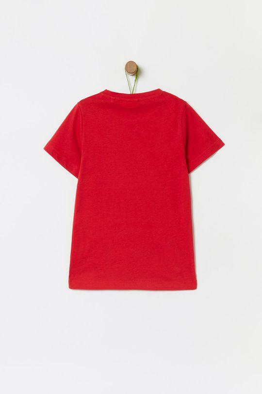 OVS - Дитяча футболка 104-140 cm червоний