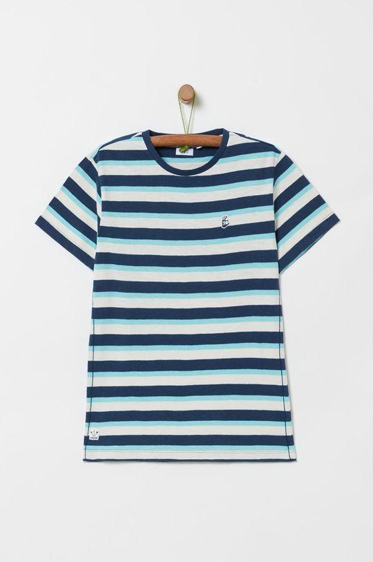 tmavomodrá OVS - Detské tričko 146-170 cm Chlapčenský