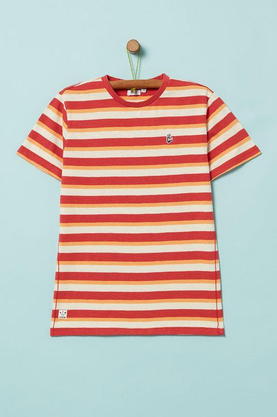 červená OVS - Detské tričko 146-170 cm Chlapčenský