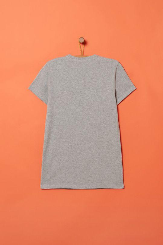OVS - Detské tričko 146-170 cm sivá