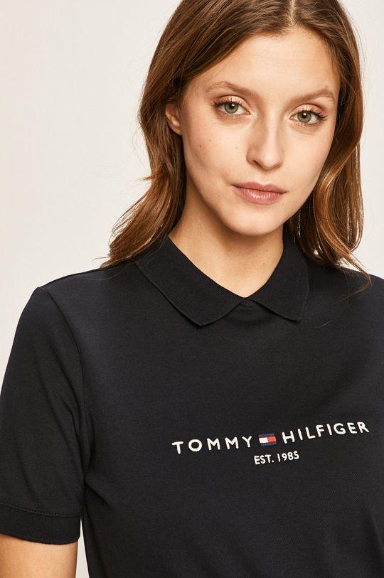 bleumarin Tommy Hilfiger - Tricou Polo De femei