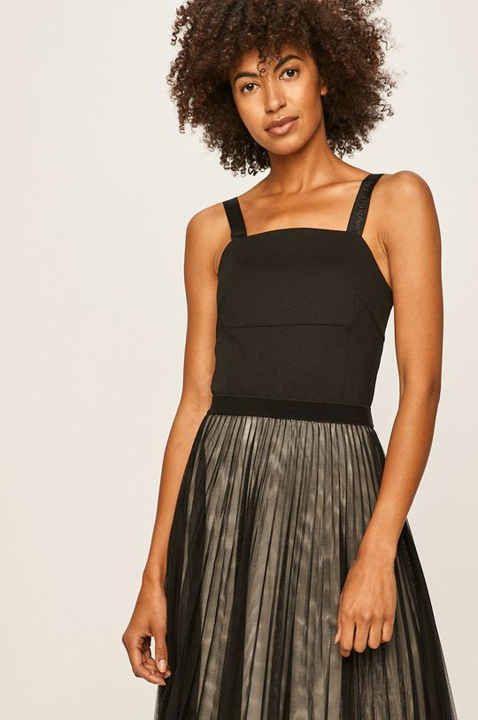 negru Calvin Klein Jeans - Top De femei