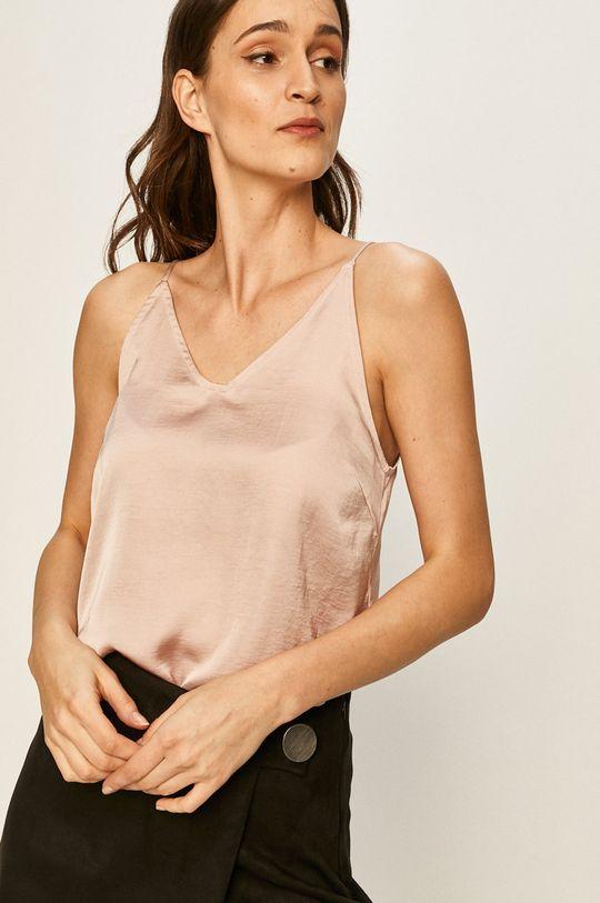 pastelowy różowy Vero Moda - Bluzka