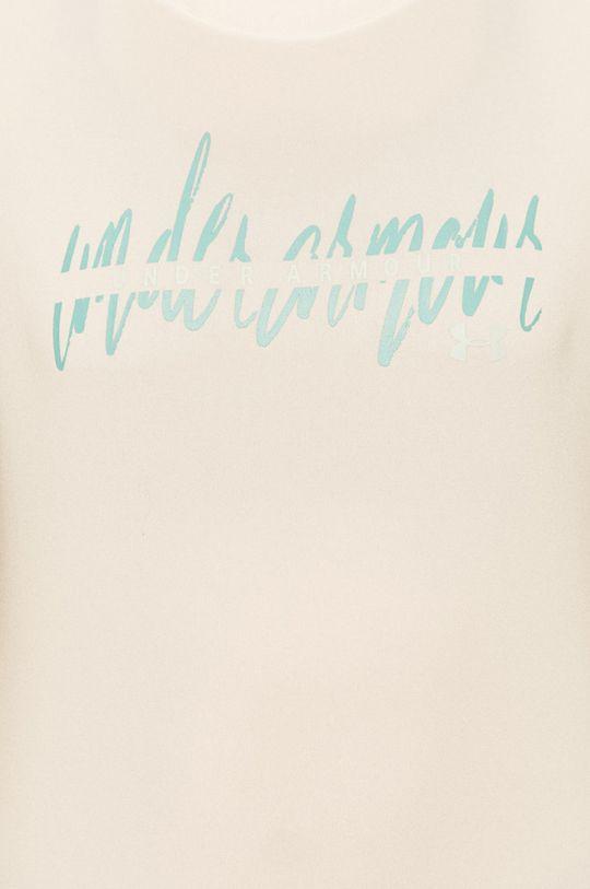 Under Armour - T-shirt Damski