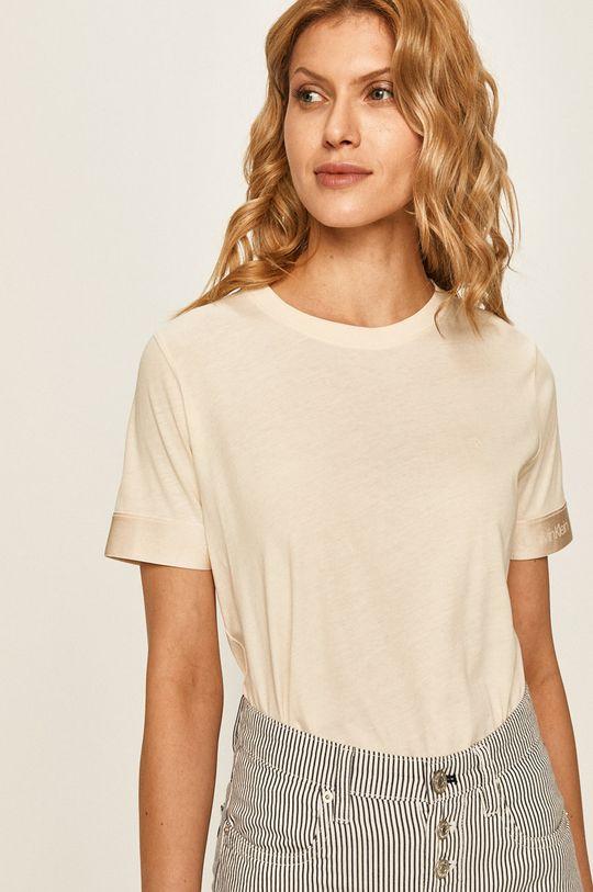 smetanová Calvin Klein - Tričko