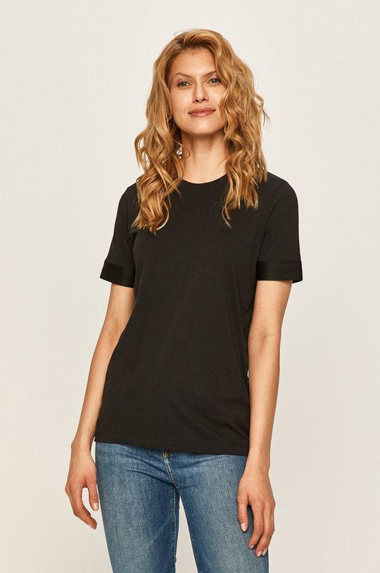 černá Calvin Klein - Tričko Dámský