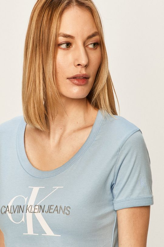 Calvin Klein Jeans - Blúzka  100% Polyester
