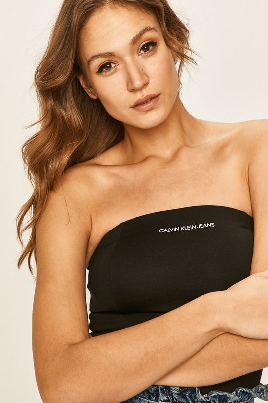 černá Calvin Klein Jeans - Top