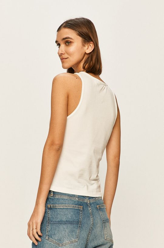 Calvin Klein Jeans - Top 95% Bumbac, 5% Elastan